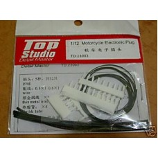1/12 Motor GP Electronic Plugs