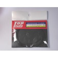 1.2 mm Shrink Tube (Black)