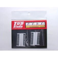 1.2mm Resin Hose Joints (Medium)