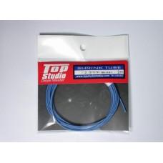 2.0 mm Shrink Tube (Blue)