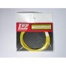 2.0 mm Shrink Tube (Yellow)