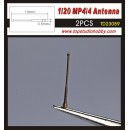 1/20 MP4/4 Antenna