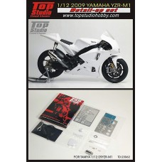 1/12 09' YZR-M1 Detail-Up Set