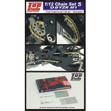 Chain Set 5: '09 YZR M1