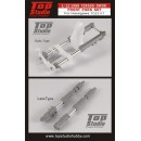1/12 1988 YZR500(OW98) Front Fork Set
