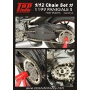 Chain Set 11: 1199 Panigale S