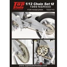 Chain Set 12: 1989 NSR500