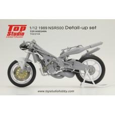 1/12 1989 NSR500 Detail-up Set