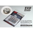 1/12 Clutch for 2002-2003 RC211V