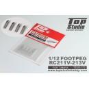 1/12 Footpeg for RC211V-213V