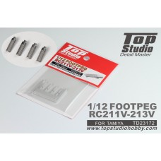 1/12 Footpeg for RC211V-213V