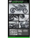 1/12 Ninja H2R Detail-up Set