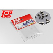 1.1mm Hex Fitting Tapered