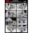 1/12 FW14B Super Detail-up Set 5 - Radiator and ECU